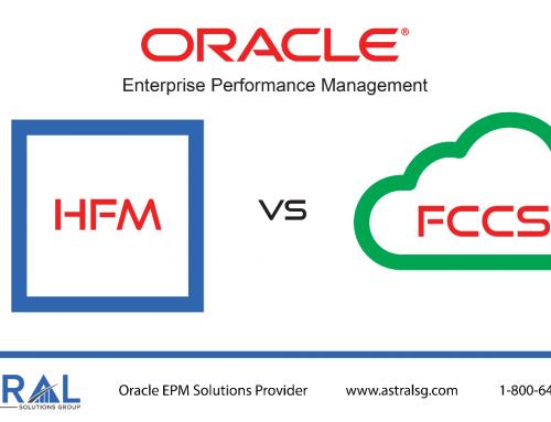 HFM vs FCCS